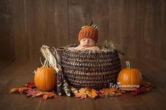 Items similar to Crochet Pumpkin Hat / Newborn Pumpkin Hat / Baby Pumpkin / Photography Props Perfect for Fall Photos / Pumpkin Hat Newborn / Made to Order on Etsy - Kids halloween Fall Newborn Pictures, Newborn Photos, Cute Baby Halloween Costumes, Boy Halloween, Halloween Baby Pictures, Homemade Halloween, Crochet Pumpkin Hat, Hat Crochet, Crochet Fall