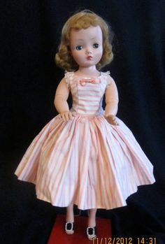 Vintage Madame Alexander 20 Cissy doll with by FindingsByFolz,