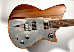 Lospennato Electric Guitars | TV-Star Mötor - Lospennato Electric Guitars