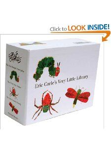 Eric Carles Very Little Library: Eric Carle: 0048228029991: Amazon.com: Books