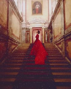 """#gown #redlace #imperial #palace #princess Maddalena 🎶 viola da gamba on Instagram: """"Before the Ball at the Hotel Imperial in Vienna. Dress by @nuelamoda Hair by @bundybundyhair @imperialvienna ⭐🌛💖💞👑💍…"""" Imperial Palace, At The Hotel, Red Lace, Vienna, Gown, Princess, Hair, Pictures, Instagram"""