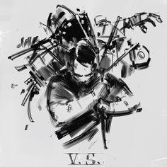 ArtStation - v.s. project, richard anderson
