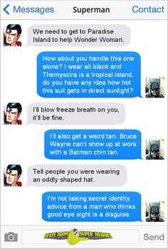 [Source: Text from Superheroes]
