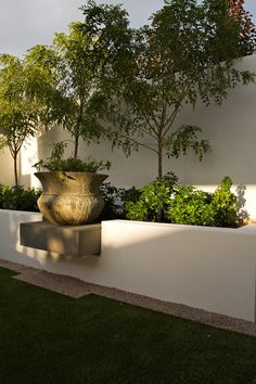 Simple, yet, beautiful Landscape #design http://www.tdl.com.au/project/webb-brown-neaves-burns-beach/