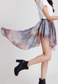 Asymetric skirts | Skopje Casual