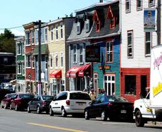 Newfoundland- on my list of places to see.the east coast is so beautiful. Cape Breton, Newfoundland And Labrador, Nova Scotia, Estate Homes, My Happy Place, East Coast, Places To See, Beautiful Places, St John's