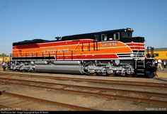 #UP 1996 Union Pacific EMD SD70ACe at Roseville, California