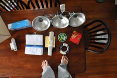 How to Build A Light Box: Photography ~ {never} homemaker
