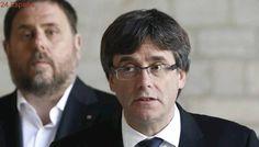 Puigdemont y Junqueras, blindados por el aforamiento ante una hipotética detención