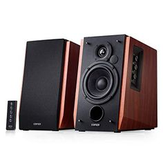 Edifier R1700BT Powered 20 Bluetooth Active Bookshelf Wood Speakers Certified Refurbished Review Best