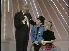 Star Search  -  Levi Garrett  vs a young 8-year old LeAnn Rimes.