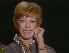 The last episode of the Carol Burnett Show. Saddest day in TV history.