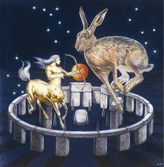Sagittarius Hare  ~  22 Nov-21 Dec