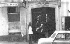 .jim & Pam, outside Paris apartment. Jim died soon after.
