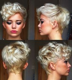 How to Style Short Curly Hair – Styling Tips for the Best Short Hairstyles Pictures