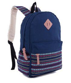 High Quality Ethnic Women Backpack for School Teenagers Girls Vintage Stylish Ladies Bag Backpack K004