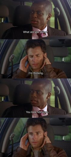 Psych is the bromance and spoof episodes of Supernatural crossed with the wit and cleverness of Sherlock and the insanity and jokes of Doctor Who. It is the television show triple crown and I will stand by that. Best Tv Shows, Best Shows Ever, Favorite Tv Shows, Movies And Tv Shows, Shawn And Gus, Shawn Spencer, Real Detective, Psych Quotes, Psych Tv
