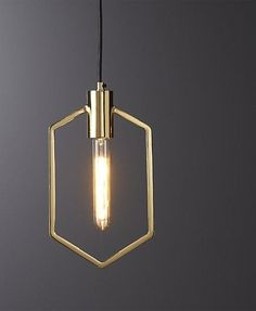 light deco. Replica Thomas Edison 40W tube bulb glows old school with an exposed looped filament. Pairs with our deco sconces for a touch of vintage in any room.