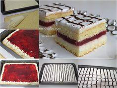 yaz pastası Turkish Recipes, Ethnic Recipes, Vanilla Cake, Tiramisu, Cheesecake, Deserts, Lunch Box, Food And Drink, Sweet