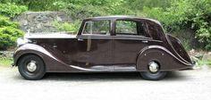 1950 silver wraith Vincents