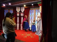 Will an area be built for Frozen's Elsa and Anna in Walt Disney World?....read and see...