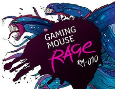 "Check out new work on my @Behance portfolio: ""RAGE. Gaming mouse package design"" http://be.net/gallery/49040809/RAGE-Gaming-mouse-package-design"