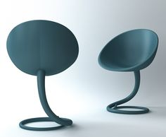 Tail – Unique Chairs by Roberto Paoli