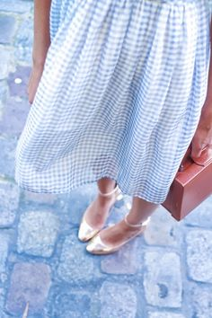 Fashion is a Playground: Lovely vichy