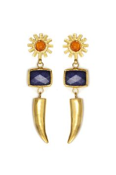 Feray Earrings @accompanyUS