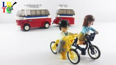 Mini Van Outdoor Play Bicycle Build Review - Brick Toys Unboxing