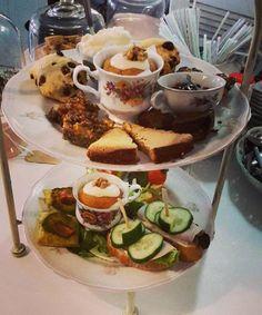 High Tea bij Zoet! #HighTea #Enjoy #Delicious #Genieten #Hartig #Zoets #Zeist #Tearoom #Lunchroom #ZOET