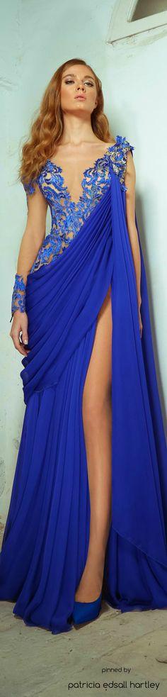 dd297ee51e Marwan   Khaled - 2015 RTW Vestidos De Noche Largos