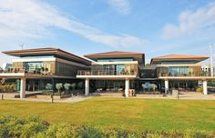 Architecture and interior design projects in India - Suzlon One Earth, Pune - Christopher Charles Benninger
