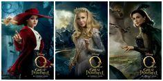 Oz the Great and Powerful, 2013. Gary Jones - Academy Award-winning costume designer