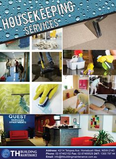 TH Building Maintenance Services is a highly trusted name to the Owners & Managers of Hotels and Serviced Apartments, enhancing their reputation, delivering results from our expertise, and minimizing the impact of our services on the nature.  Range of Cleaning Services we offer: Room Cleaning Carpet Cleaning Common Area Cleaning Window Cleaning Periodical Maintenance Cleaning