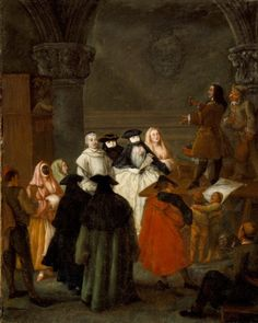 The Quack Doctor Pietro Longhi (Italy, Venice, 1702-1785) Italy, after 1763
