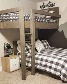 46 Kids Bunk Bed Decoration Ideas & Safety Tips 40 Kids Bedroom Ideas bed bunk D. - 46 Kids Bunk Bed Decoration Ideas & Safety Tips 40 Kids Bedroom Ideas bed bunk Decoration Ideas Kid - Bunk Beds For Boys Room, Bunk Bed Rooms, Boy Bunk Beds, Bunkbeds For Small Room, Boys Shared Bedroom Ideas, Diy Boy Room, Bed For Kids, Bunk Bed Ideas For Small Rooms, Boys Room Paint Ideas