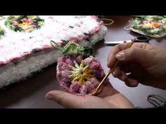 Mulher.com 19/12/2013 Maria José - Caminho de mesa harmonia Parte 1/2 - YouTube