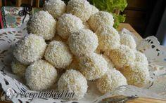 Kókuszos kölesgolyók recept fotóval