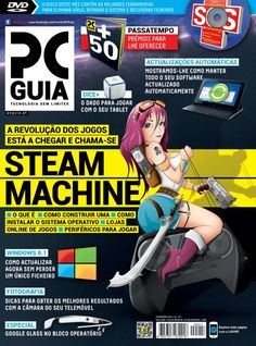 PCGuia Portuguese Magazine - Buy, Subscribe, Download and Read PCGuia on your iPad, iPhone, iPod Touch, Android and on the web only through Magzter