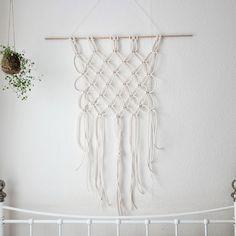 Macrame Rope Wallhanging DIY