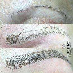 Eyebrow Tattoo Assortment Eyelid Tattoo Ache Luxurious Microblading Eyebrows In 2019 Of Ladies H Eyebrow Makeup Tips, Permanent Makeup Eyebrows, Semi Permanent Makeup, Eyebrow Pencil, Eyebrow Beauty, Eyebrow Tinting, Mircoblading Eyebrows, Eyelashes, Eyebrow Design