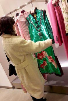 Gucci- Milano  Making of - Osobista stylistka Natalia Penar - Personal Shopper Poznań