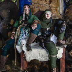 Scoia Tael, Elven Costume, The Witcher Game, Larp, Chill, Punk, Costumes, Games, Outfit
