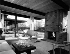 Joseph Eichler was an American real estate developer responsible for developing more than 11,000 tract homes in California during the mid c...