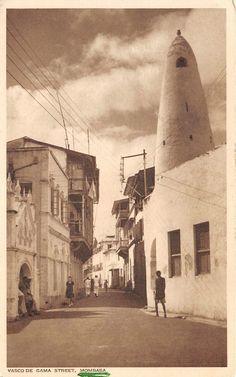 Vasco De Gama Street, Mombasa kenya