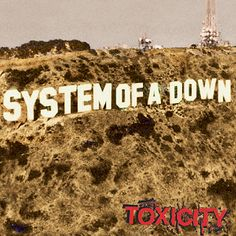 Rock Album Artwork: System of a Down