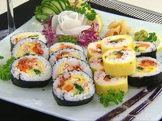 Recetas | Futomaki sushi | Utilisima.com