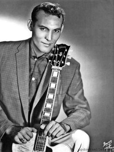"""""""That's what Rockabilly music, or Rock n' Roll was to begin with … a country man's song with a black man's rhythm.  I just put a little speed into some of the slow Blue's licks.""""  -Carl Perkins"""
