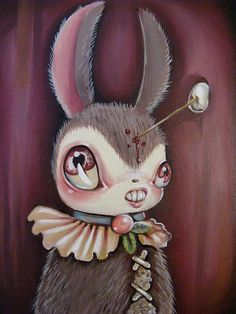 A rabbit by Rudy Fig, via Flickr